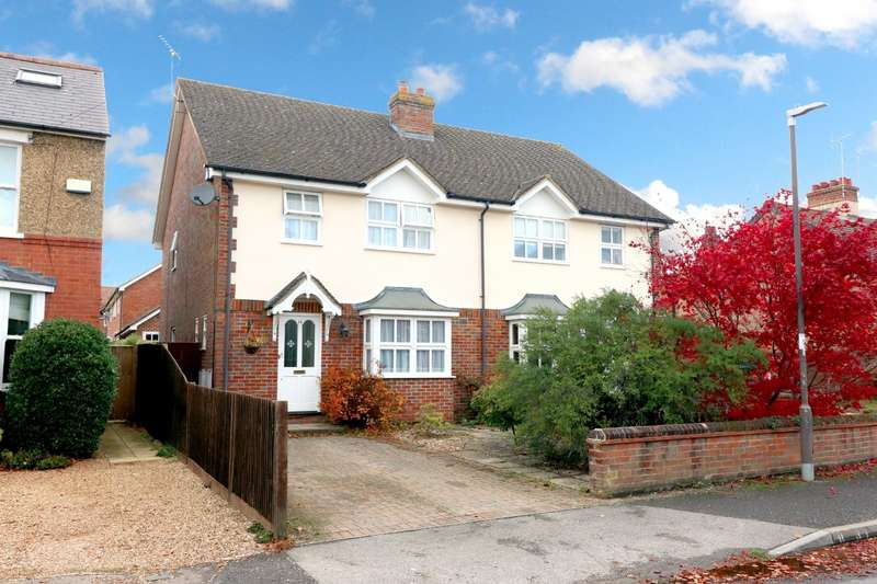 4 Bedrooms Semi Detached House for sale in Lexham Gardens, Amersham, HP6