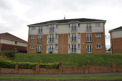 2 Bedrooms Flat for sale in Carrickvale Court, Carrickstone