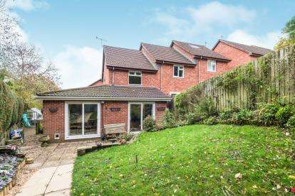 3 Bedrooms End Of Terrace House for sale in Exwick, Exeter, Devon
