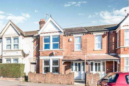 3 Bedrooms Terraced House for sale in Grosvenor Street, Bedford, Bedfordshire