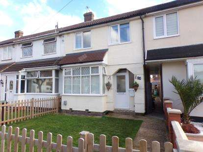3 Bedrooms Terraced House for sale in Worcester Road, Bedford, Bedfordshire
