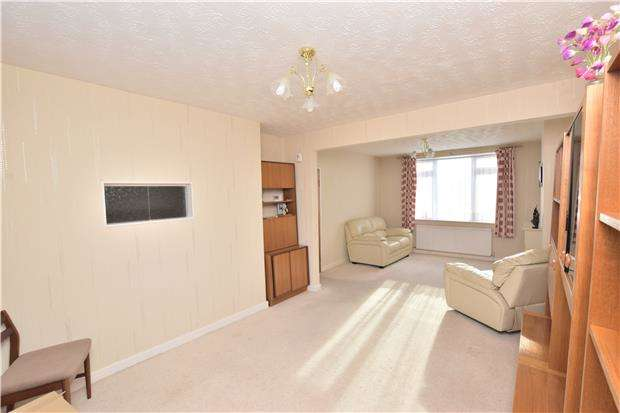 3 Bedrooms Terraced House for sale in Claypool Road, Kingswood, BS15 9QH
