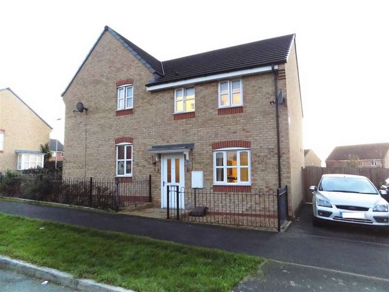 3 Bedrooms Semi Detached House for sale in Shillingford Road, Manchester