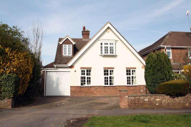 4 Bedrooms Detached House for sale in Hartsbourne Road, Earley