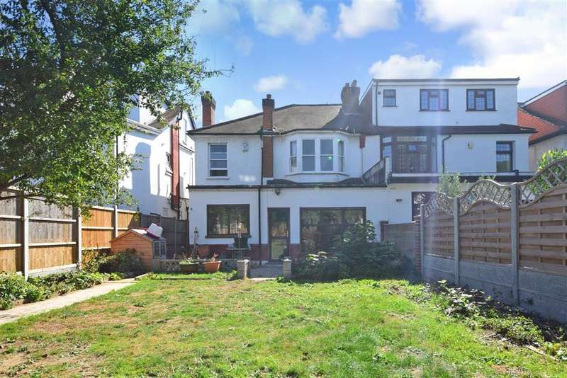 4 Bedrooms Semi Detached House for sale in Holcombe Road, , Ilford, Essex