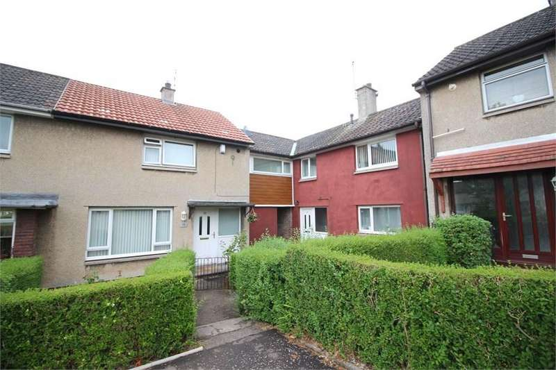 2 Bedrooms Flat for sale in Bilsland Path, GLENROTHES, KY6