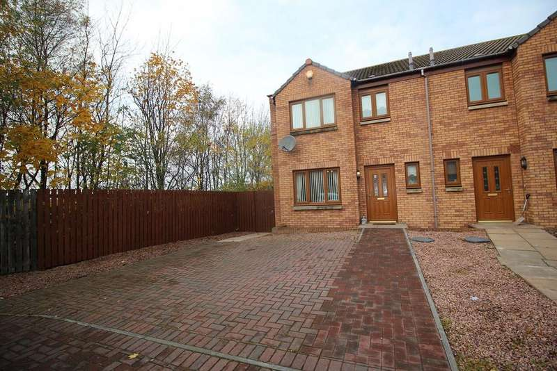 3 Bedrooms Semi Detached House for sale in Newton Place, East Wemyss, Fife, KY1