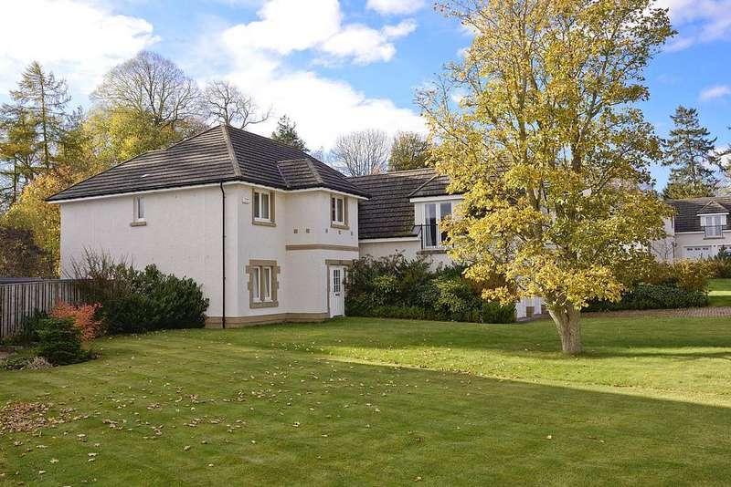 5 Bedrooms Detached House for sale in 23 Allanbank Gardens, Lauder TD2 6AB