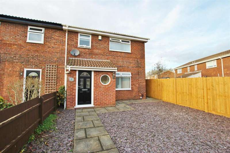 3 Bedrooms End Of Terrace House for sale in The Coots, Stockwood, Bristol