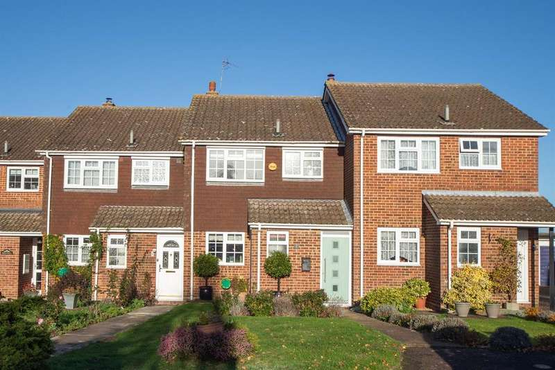 3 Bedrooms Terraced House for sale in The Meadows, Wingfield.