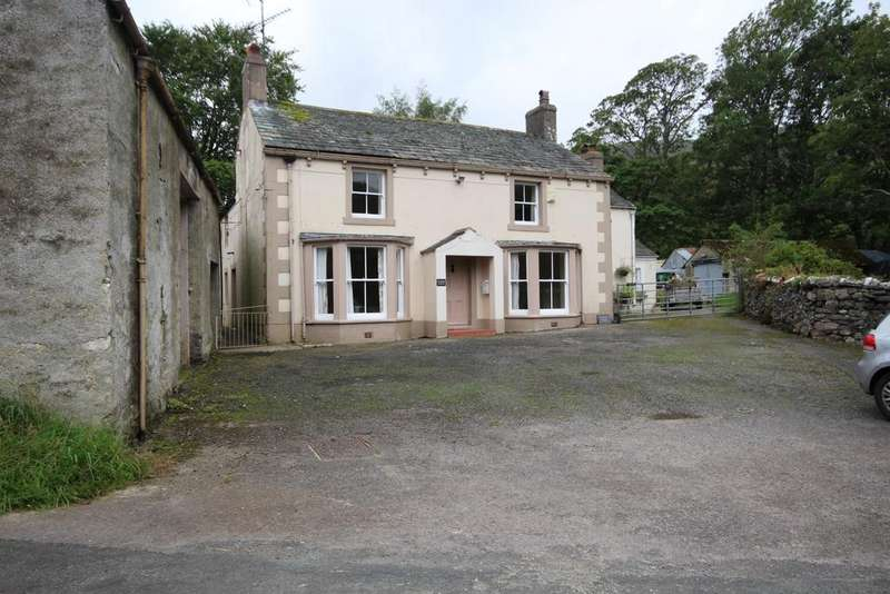 3 Bedrooms Semi Detached House for sale in Lattehead Farmhouse, Loweswater, Cockermouth CA13