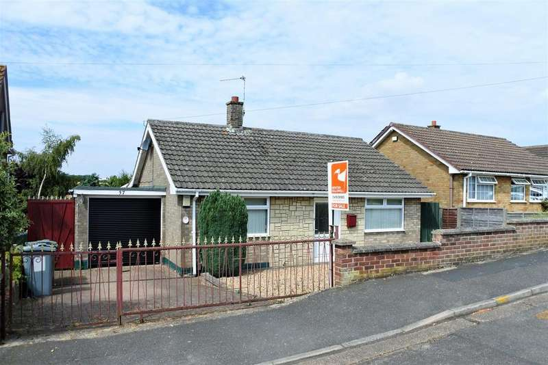 2 Bedrooms Detached Bungalow for sale in Saltersford Road, Grantham
