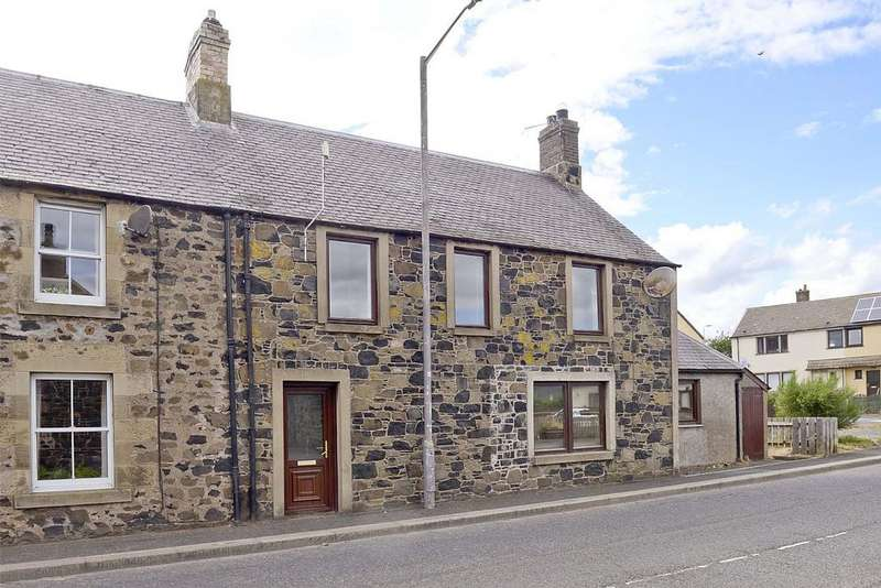 2 Bedrooms Semi Detached House for sale in 9 Station Road, Gordon TD3 6LR