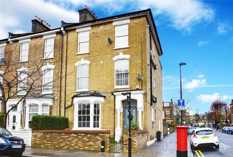 2 Bedrooms Apartment Flat for sale in Wilberforce Road, Finsbury Park, N4