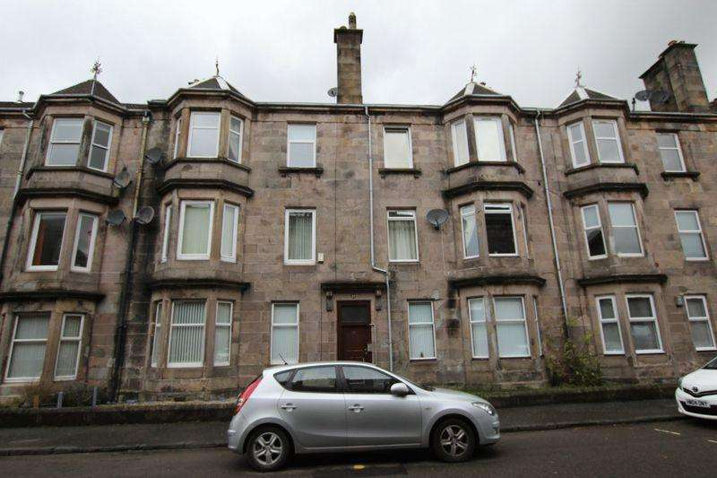 1 Bedroom Flat for sale in 37 Bonhill Road, Dumbarton