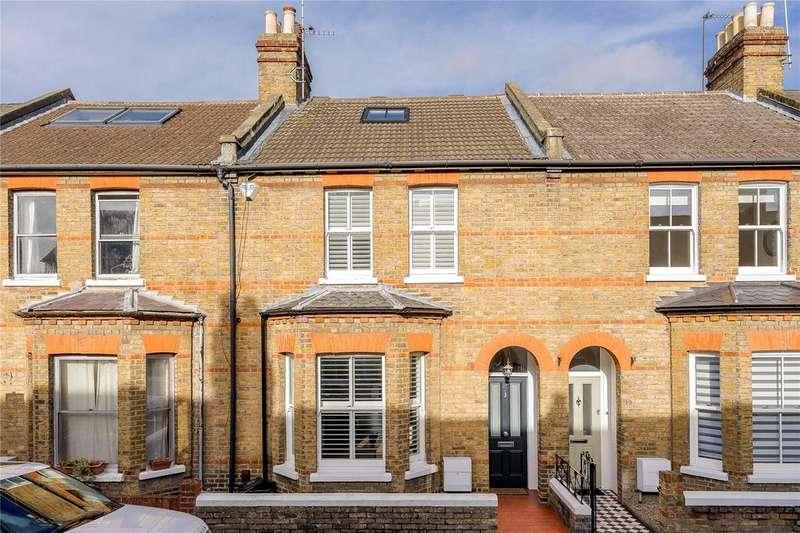 4 Bedrooms Terraced House for sale in St. Leonard's Avenue, Windsor, Berkshire