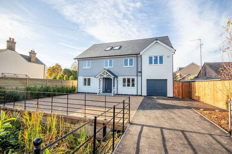 5 Bedrooms Detached House for sale in Station Road, Willingham