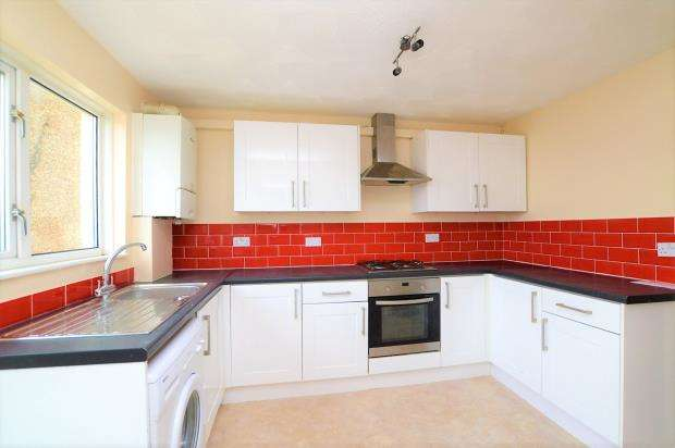 3 Bedrooms Terraced House for sale in Radcliffe Close, Plymouth, Devon