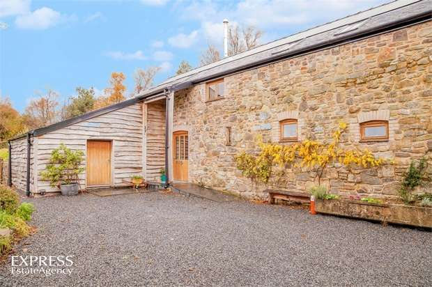 3 Bedrooms Detached House for sale in Carno, Carno, Caersws, Powys
