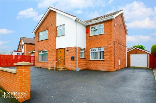 5 Bedrooms Detached House for sale in Dorchester Gardens, Newtownabbey, County Antrim