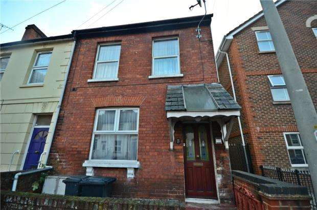 1 Bedroom Apartment Flat for sale in Stanshawe Road, Reading, Berkshire