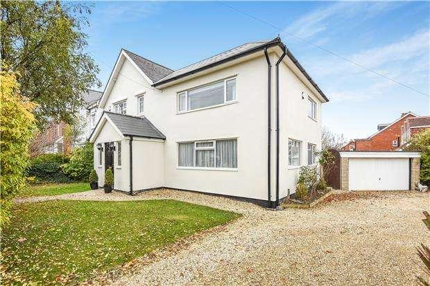 4 Bedrooms Detached House for sale in Old Bath Road, Leckhampton, GL53 9EF