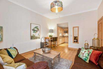 2 Bedrooms Flat for sale in Flat 60, 103 Hutcheson Street