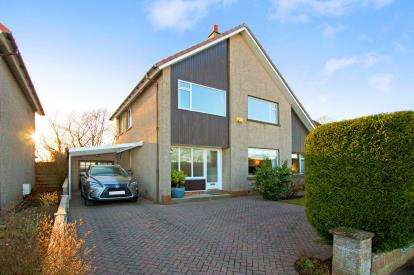 4 Bedrooms Detached House for sale in Ben Alder Place, Kirkcaldy
