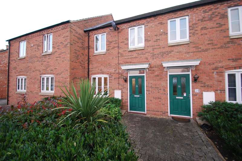 2 Bedrooms Terraced House for sale in Bishop Tozer Close, Burgh Le Marsh