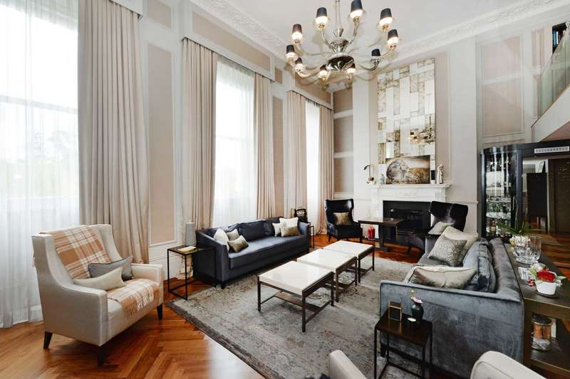 3 Bedrooms Apartment Flat for sale in The Lancasters, Lancaster Gate W2