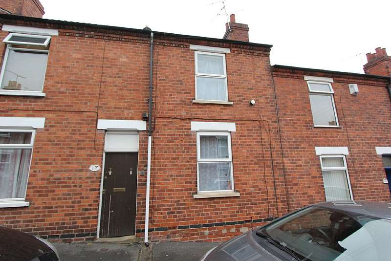 2 Bedrooms Terraced House for sale in McInnes Street, Lincoln, Lincolnshire, LN2 5NP