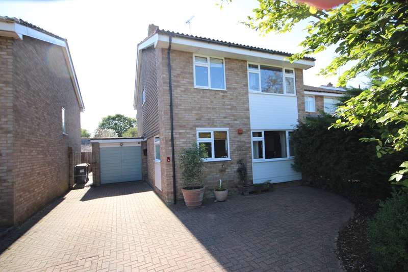3 Bedrooms Detached House for sale in Cainhoe Road, Clophill, MK45