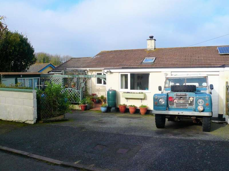 4 Bedrooms Semi Detached House for sale in Beacon View Park, Illogan, TR16