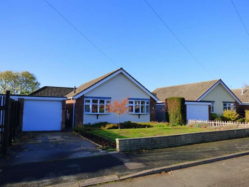 3 Bedrooms Detached Bungalow for sale in Ayscough Grove, Caistor