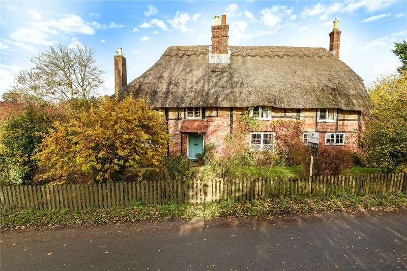 4 Bedrooms Detached House for sale in Wonston, Sutton Scotney, Winchester, Hampshire, SO21
