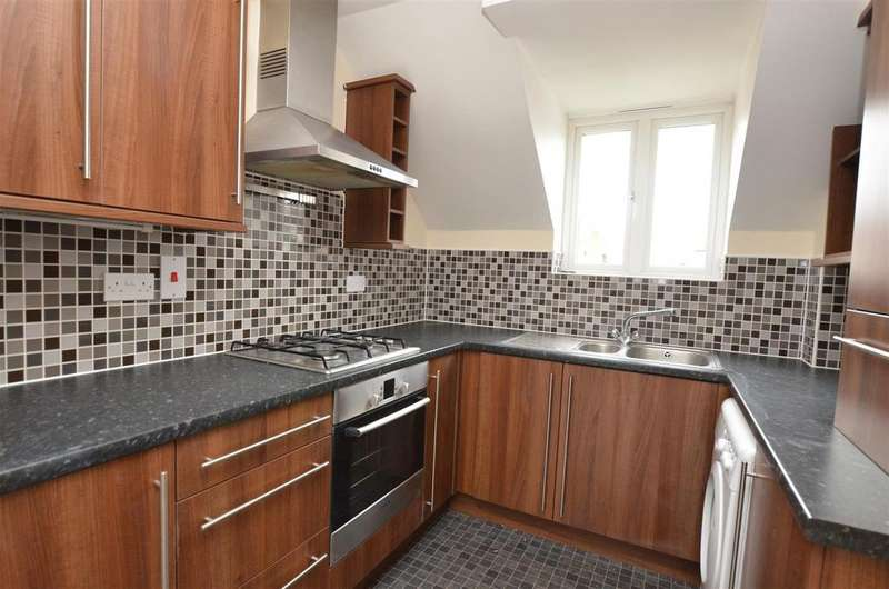 2 Bedrooms Apartment Flat for sale in Southalls Way, Norwich