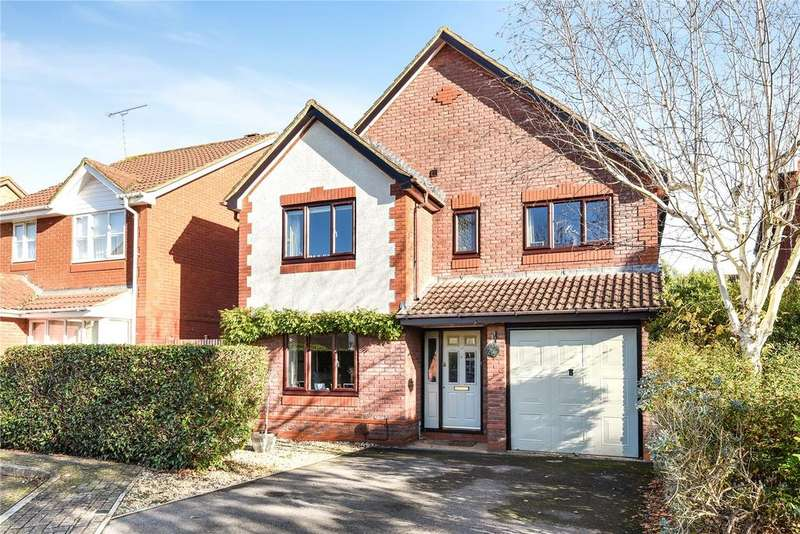4 Bedrooms Detached House for sale in Field View, Knightwood Park, Chandlers Ford, Hampshire, SO53