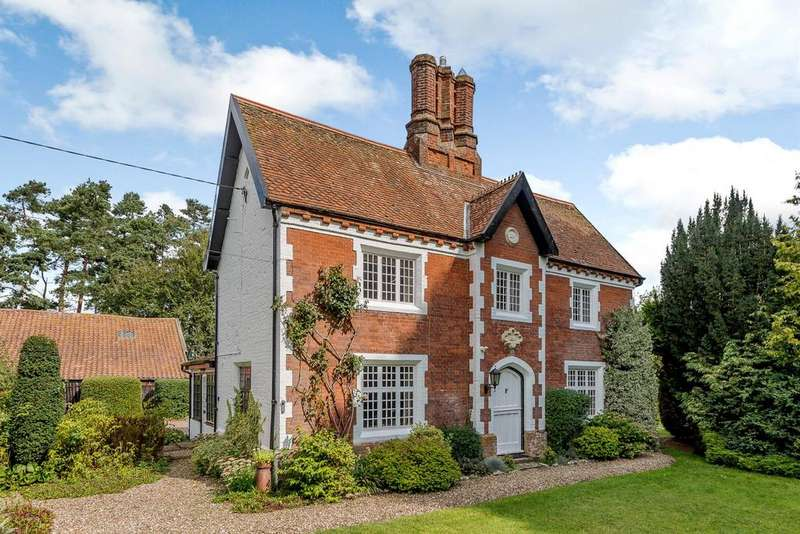 4 Bedrooms Unique Property for sale in Tuns Road, Necton, Swaffham, Norfolk, PE37