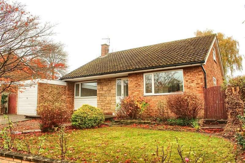 2 Bedrooms Detached Bungalow for sale in Burnside Grove, Hartburn