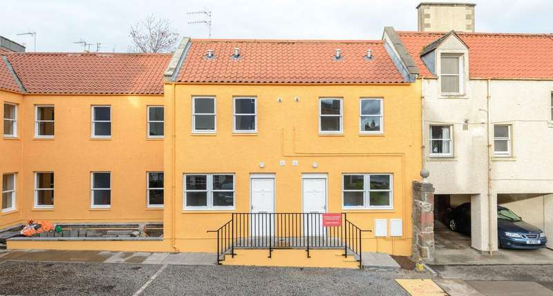 1 Bedroom Duplex Flat for sale in 15 George Apartments, Haddington, East Lothian, EH41 3JN