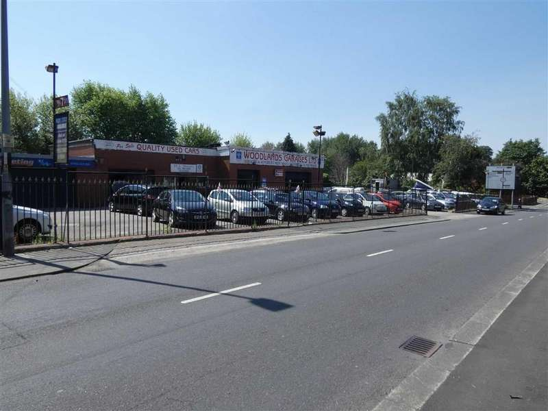 Land Commercial for sale in Barton Lane, Eccles