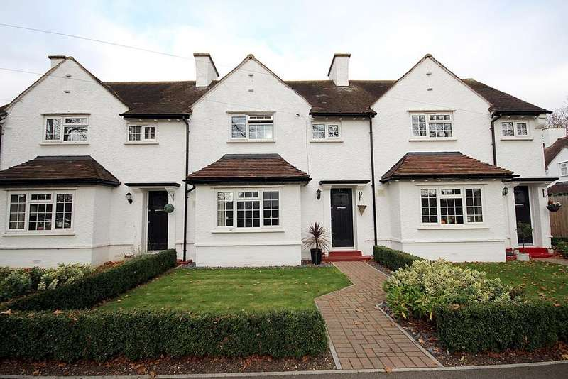 2 Bedrooms Terraced House for sale in Avon Road, Henlow, SG16