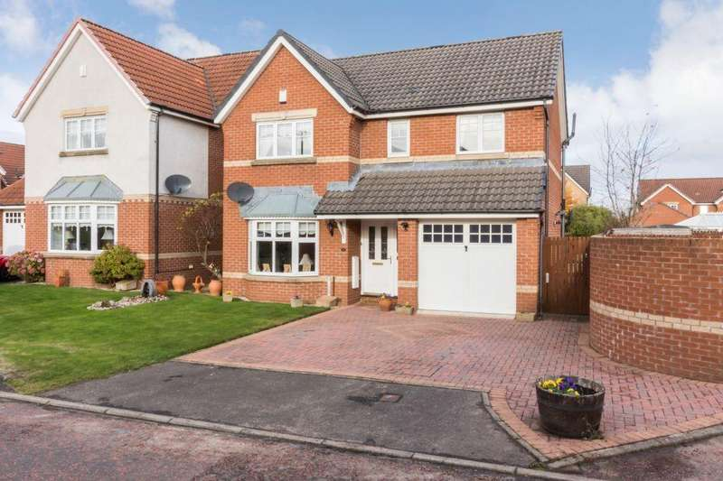 4 Bedrooms Detached House for sale in 17 Craigallan Park, Bo'ness EH51 9QY