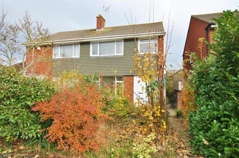 3 Bedrooms Semi Detached House for sale in Haycombe, Whitchurch, Bristol