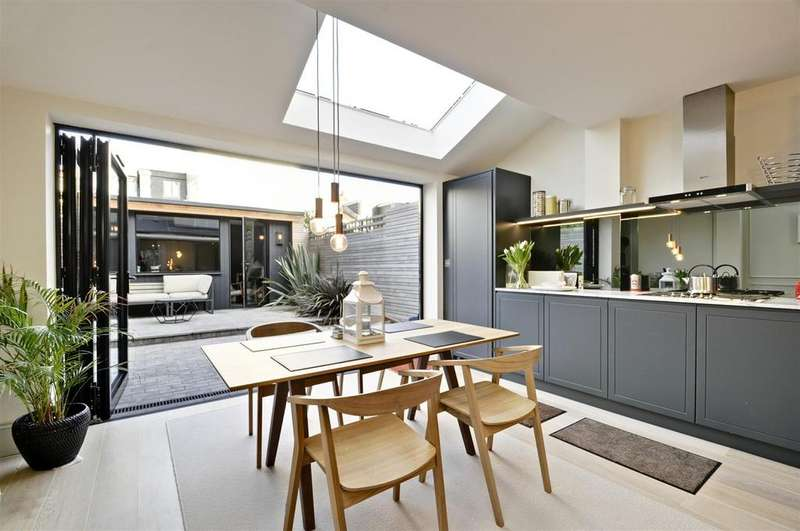 4 Bedrooms House for sale in Dale Street, Chiswick