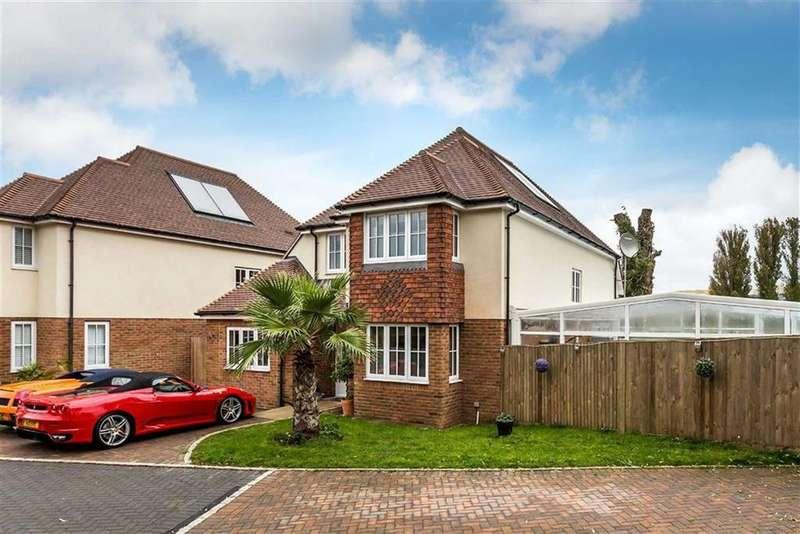4 Bedrooms Detached House for sale in Coleridge Avenue, Sutton