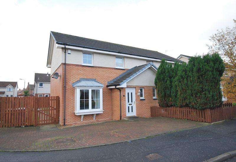 3 Bedrooms Semi-detached Villa House for sale in 1 Thornyflat Crescent, Ayr, KA8 0NZ