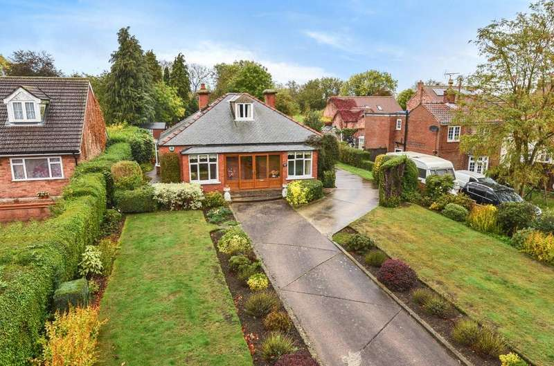 3 Bedrooms Detached House for sale in High Street, Sturton By Stow, LN1