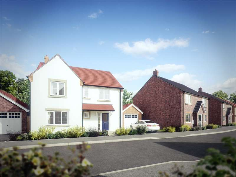 4 Bedrooms Detached House for sale in Plot 178, Bridgwater, TA6