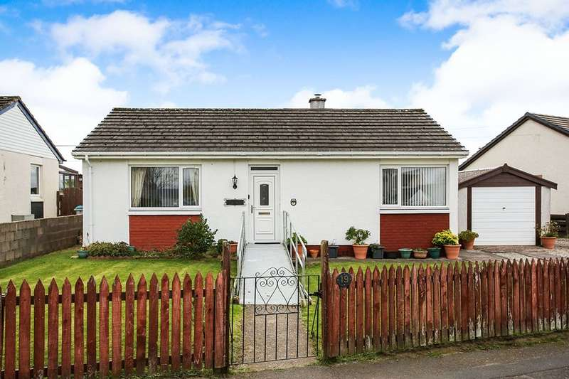 2 Bedrooms Detached Bungalow for sale in Redhall Road, Templand, Lockerbie, DG11